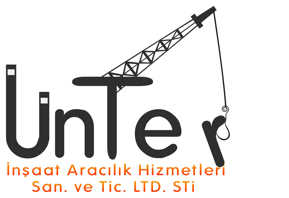 Ünter İnşaat Logo Çalışması