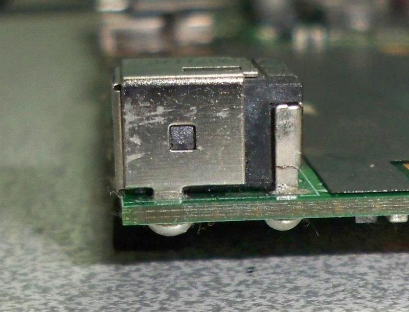 Asus Laptop Adaptör Giriş Soketi Tamiri