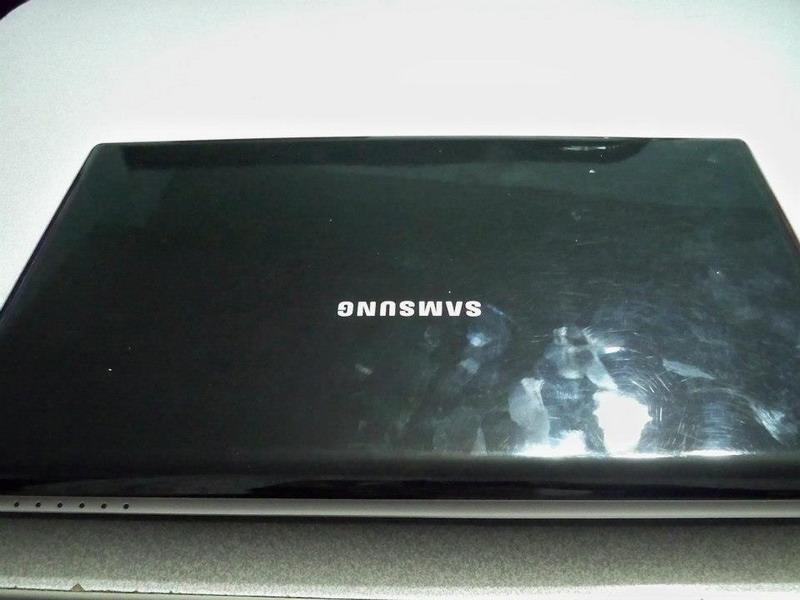 Samsung R520 fan temizliği ve bakımı